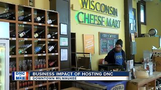 Local businesses welcome DNC 2020 to Wisconsin