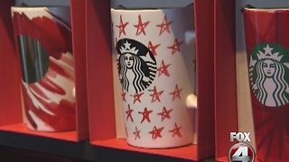 Free Starbucks Coffee - Video