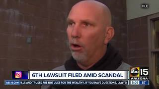 Sixth victim files lawsuit in Hamilton High scandal - Video