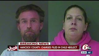 Grandparents charged with neglect over horrendous injuries to Greenfield infant - Video