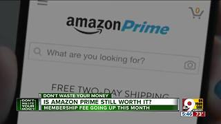 Is Amazon Prime still worth it?