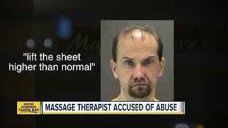 Former Massage Envy employee charged with battery after inappropriately touching clients - Video