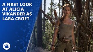 Alicia Vikander on being the Tomb Raider - Video