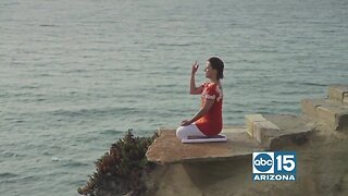 The Art of Living: Reduce anxiety and stress through breathing