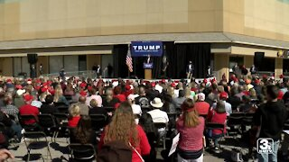 Donald Trump Jr. holds MAGA event in Omaha