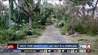 Ways your Smartphone can help in a Hurricane