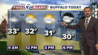 7 First Alert Forecast 11/22/17 - Video