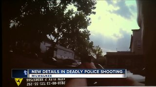 New details in deadly police shooting - Video