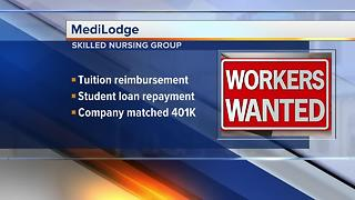 Workers Wanted: MediLodge is hiring - Video