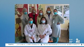 Cockeysville Dentist hosts fundraiser to help people struggling during the pandemic