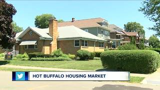 Buffalo housing market is hotter than ever - Video