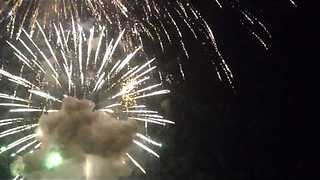 Simi Valley Fireworks Accident! - Video