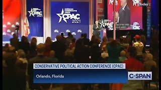 CPAC Crowd ERUPTS When Pompeo Touts Trump's Pro-Life Policies