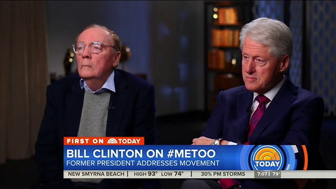 WATCH: Bill Clinton Has A Meltdown When Asked If He Apologized to Monica Lewinsky