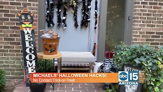 From decor to no contact trick-or-treating, check out these Halloween hacks!