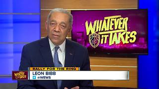 COMMENTARY: Leon Bibb on the Cavs and 'Whatever it Takes' - Video