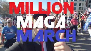 Million MAGA March!