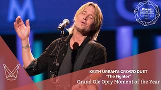 Grand Ole Opry Moment of the Year | Rare Country Awards - Video