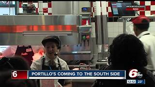 Portillo's announces second central Indiana location opening in 2018