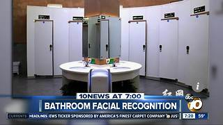 Facial recognition in toilets? - Video