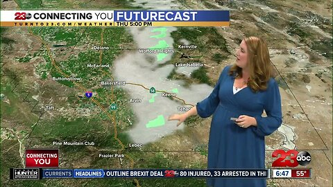 Thursday Morning Forecast 10/17/19