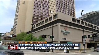 City moves forward with convention center plan