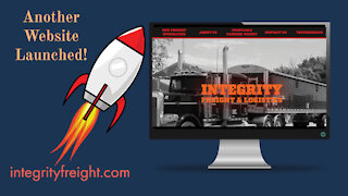 Integrity Freight Website Launch