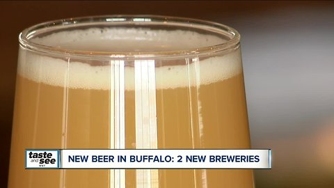 Two new craft breweries booming in Buffalo