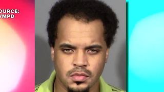 Man threatened to attack Las Vegas strip club - Video