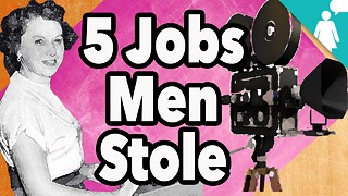 Stuff Mom Never Told You: 5 Rad Jobs Men Stole from Women