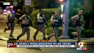 Timeline: Deadly mass shooting in Las Vegas - Video