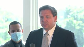 FULL NEWS CONFERENCE: Florida enters Phase Three of reopening plan, Gov. Ron DeSantis announces