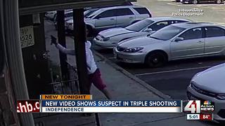 Independence police release video of shooting