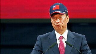 Trump Meets With Taiwanese Presidential Candidate Terry Gou