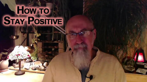 How to Stay Positive in a World Control by Centralized Power: Be the Change You Want to See