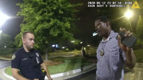 Officer Charged With Killing Rayshard Brooks Granted $500,000 Bond