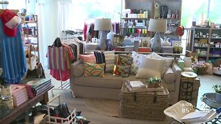 Local businesses describe reopening process
