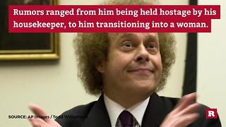 The Mysterious Richard Simmons | Rare News - Video