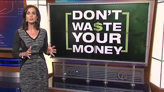 Don't Waste Your Money: Consumer headlines