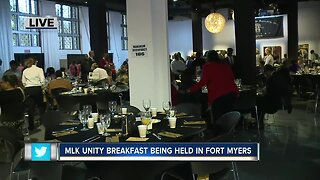 13th Annual Dr. Martin Luther King, Jr. UNITY Breakfast
