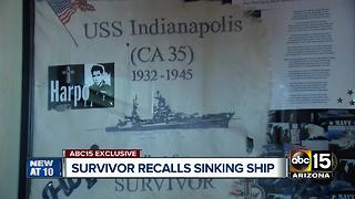 Remains of USS Indianapolis discovered - Video