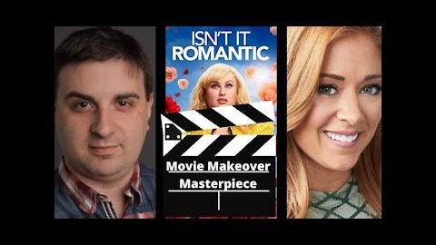 'Isn't It Romantic' w/Hilary Kennedy | StudioJake Movie Makeover Masterpiece 10