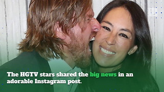 Chip and Joanna Gaines have Massive News! They Are Pregnant!!! - Video