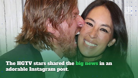 Chip and Joanna Gaines have Massive News! They Are Pregnant!!!