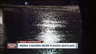 Floods affecting communities across Northeast Ohio