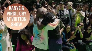Virgil Abloh's historic first Vuitton show - Video