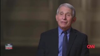 Fauci Takes Credit For Trump Vaccines