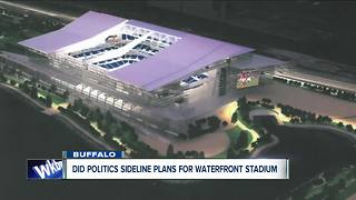 Dreams of new stadium in Buffalo - Video
