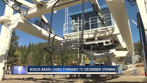 Bogus Basin looks forward to December opening