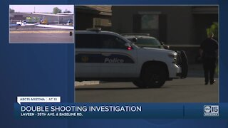 Phoenix PD investigating deadly double shooting in Laveen
